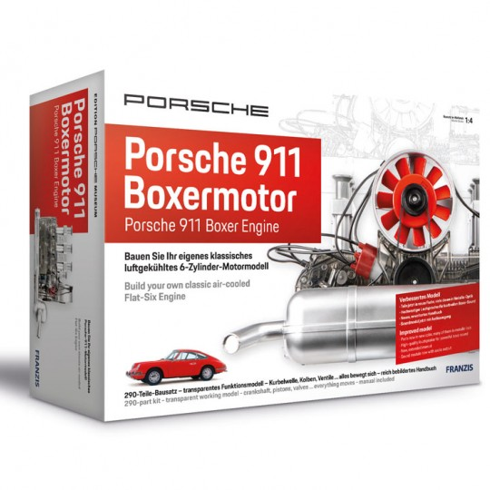Porsche Flat-six Model Engine Kit