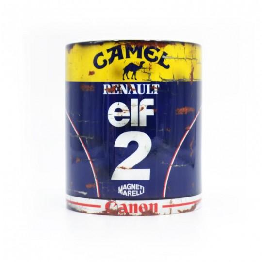 Alain Prost Camel Elf Racing Mug