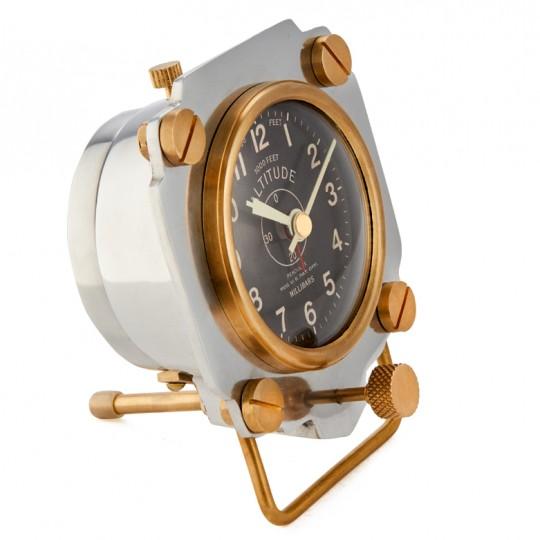 Altimeter Alarm Clock