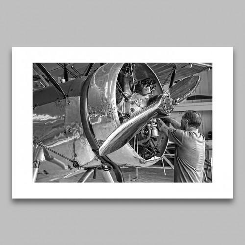 1931 Auro Tutor Limited Edition Print