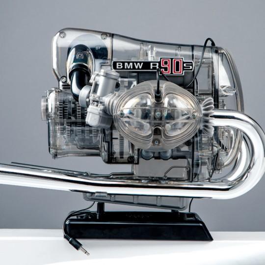 BMW R 90 S Model Engine Kit