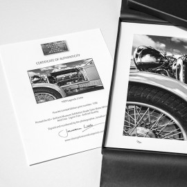 Sopwith Camel 9 Cyclinder Rotary Engine Limited Edition Print
