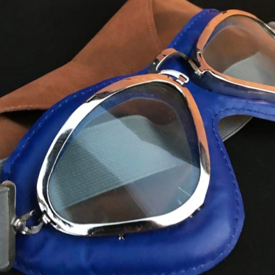 Suixtil Belle Vue Goggles - French Blue