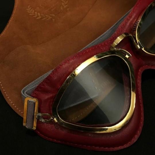Suixtil Belle Vue Goggles - Alfa Red