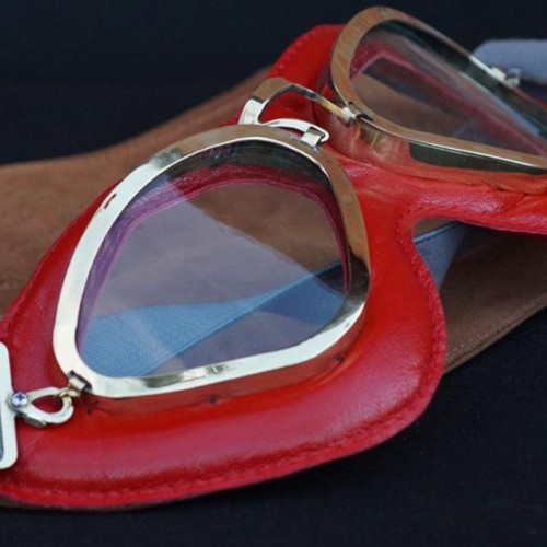 Suixtil Belle Vue Goggles - Italian Red
