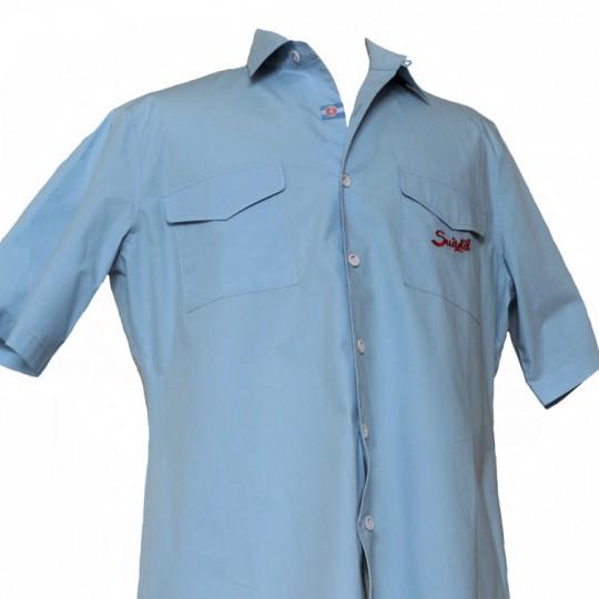 Suixtil Brescia Shirt Blue