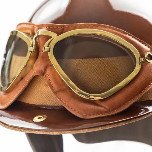 Suixtil Belle Vue Goggles - Brown