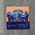 Bugatti Jigsaw Coasters