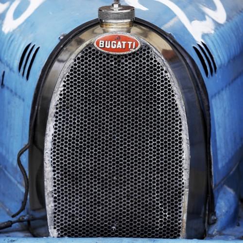 Motorgraphics - Bugatti Bonnet Print