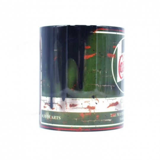 Castrol Wakefield Oil Can Mug