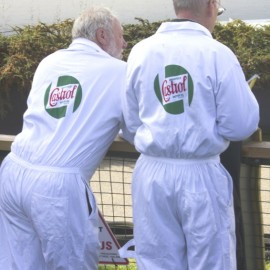 Castrol Heavyweight Overalls