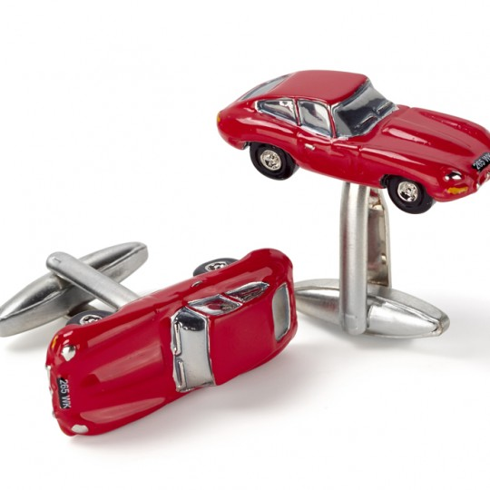 Classic Jaguar E Type Cufflinks