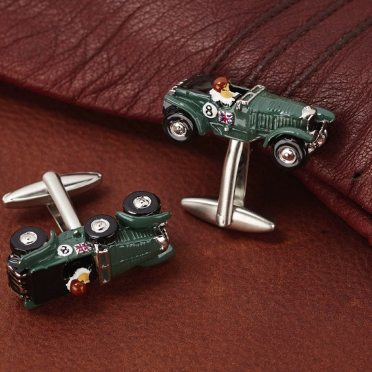 Vintage Bentley Cufflinks