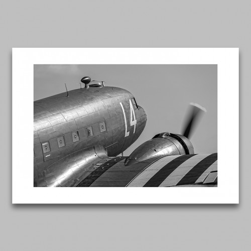 Douglas DC3 Dakota Limited Edition Print