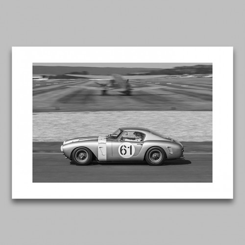 1960 Ferrari 250GT Limited Edition Print