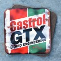 Castrol GTX Oil Coaster