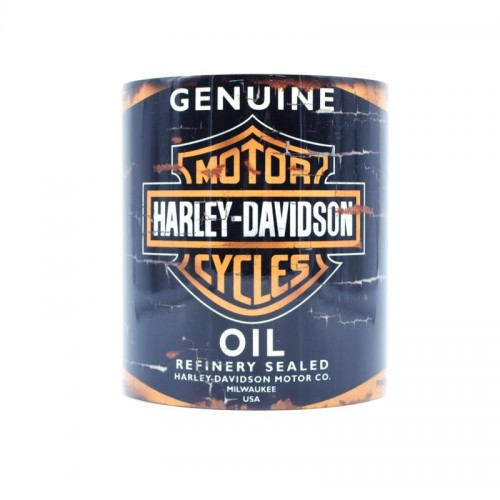 Harley Davidson Oil Can Mug
