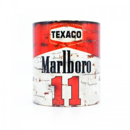 James Hunt Marlboro Racing Mug