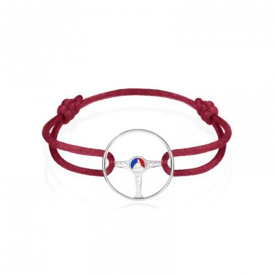 Le Mans Steering Wheel Bracelet