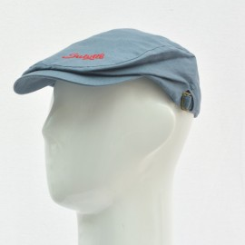 Suixtil Linen Race Cap Blue