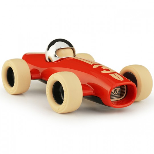 Malibu Racing Car Bright Red No3