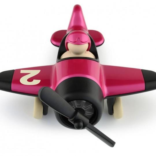 Mimmo Aeroplane Pink