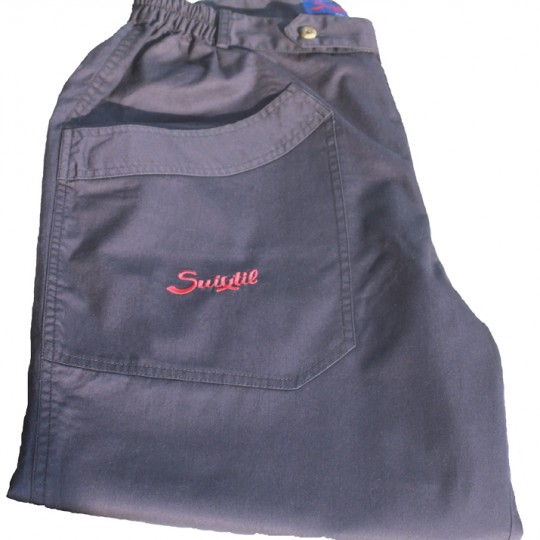 Suixtil Modena Trousers Navy Blue