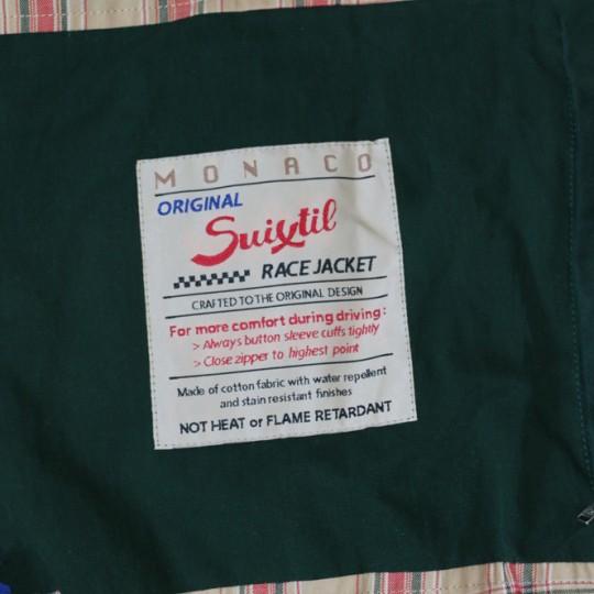 Suixtil Monaco Jacket Hawthorn Green