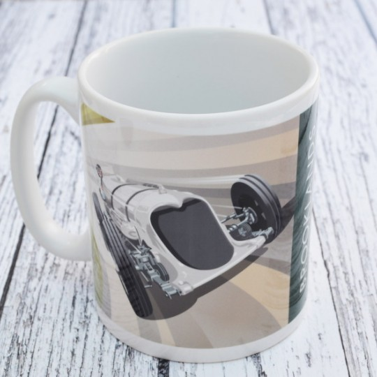 Napier Railton Brooklands Mug
