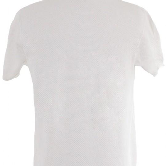 Suixtil Nassau Polo Shirt Ice White