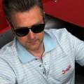 Suixtil Pescara Polo Shirt Blue Stripe
