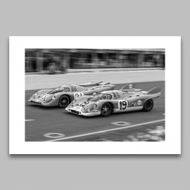 1969 Porsche 917K Limited Edition Print
