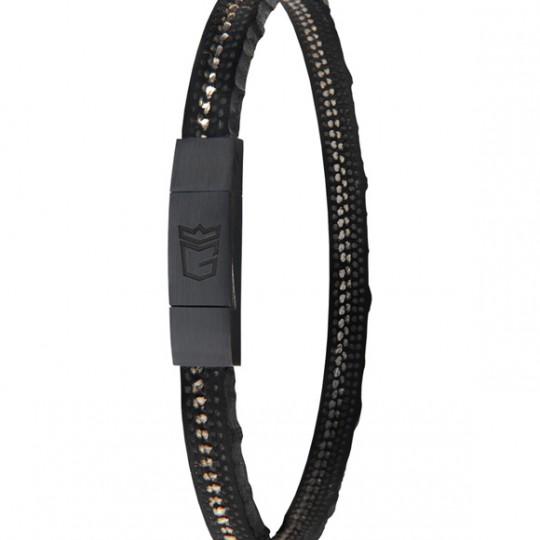Rascasse Genuine F1 Tyre Bracelet