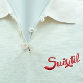 Suixtil Rio Polo Shirt Off White
