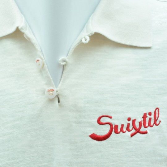 Suixtil Rio Polo Shirt Off White
