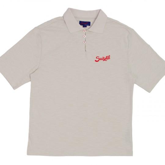 Suixtil Rio Polo Shirt Aluminium Grey