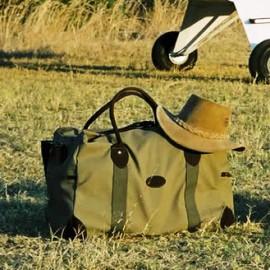 Touring Bag Olive
