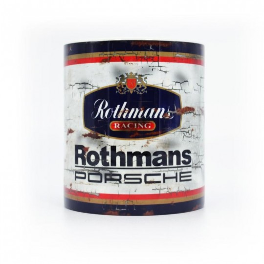 Rothmans Porsche Racing Mug