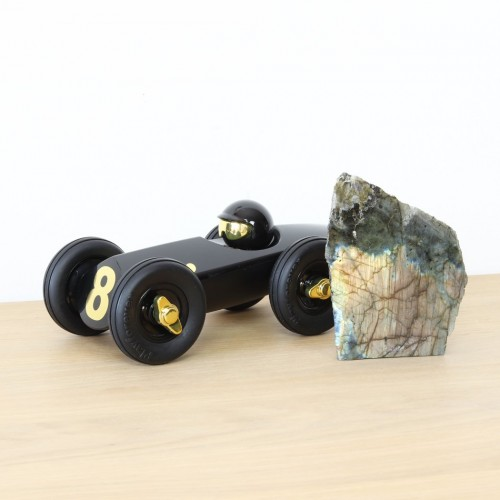 Rufus Racing Car Black & Gold