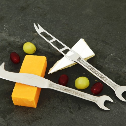 Spanner Cutlery - Set of Cheese Knives