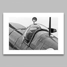 1943 Supermarine Spitfire MKIX Limited Edition Print