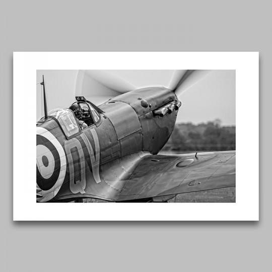 Supermarine Spitfire MK1A Limited Edition Print