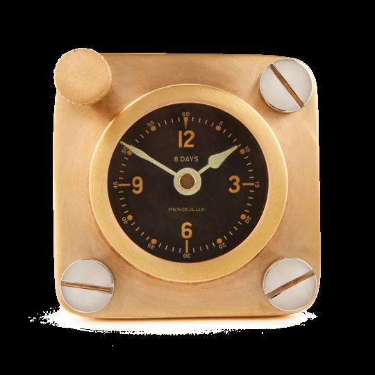 Spitfire Desk Clock