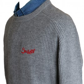 Suixtil Raticosa Jumper Storm Grey