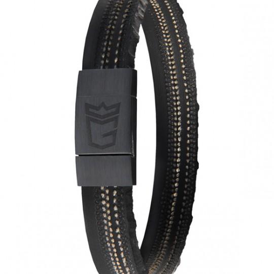 Tabac Genuine F1 Tyre Bracelet