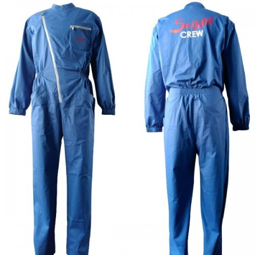 Suixtil Mechanics Overalls French Blue