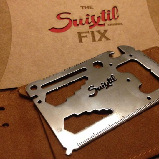 The Suixtil Fix