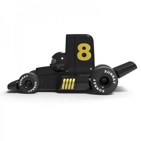 Velocita Formula 1 Racing Car Black