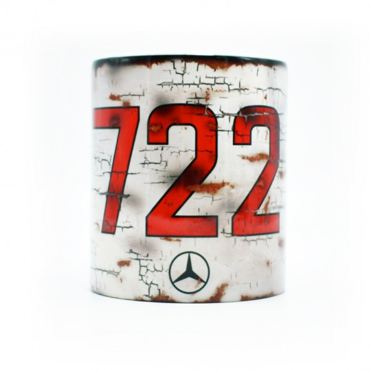 Stirling Moss 722 Racing Mug