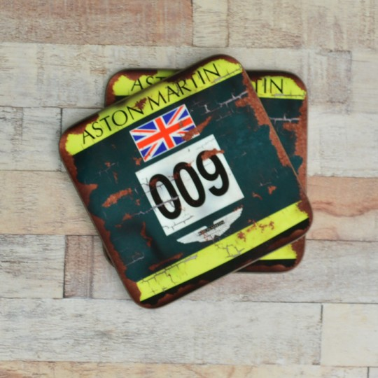 Aston Martin Racing Coaster